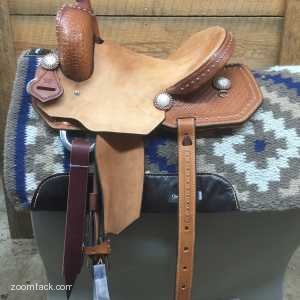 "14"" Barrel Saddle"